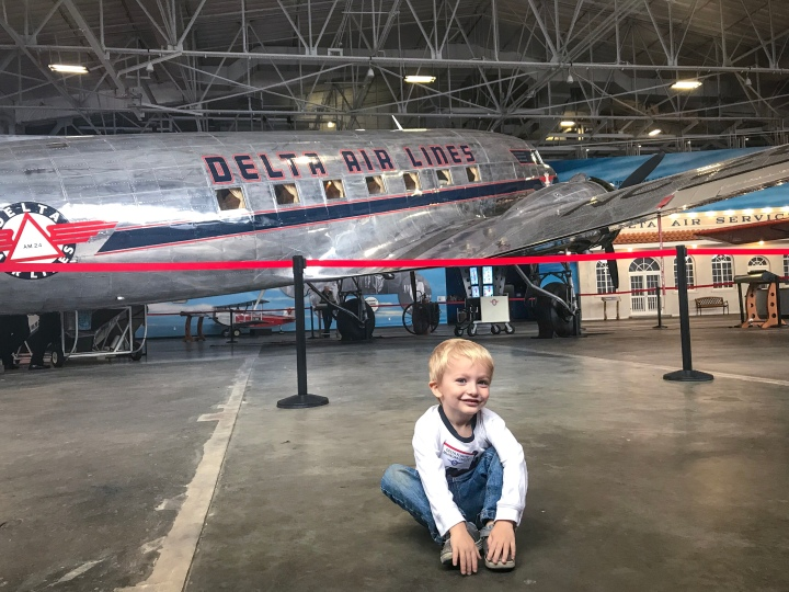 The Delta Flight Museum