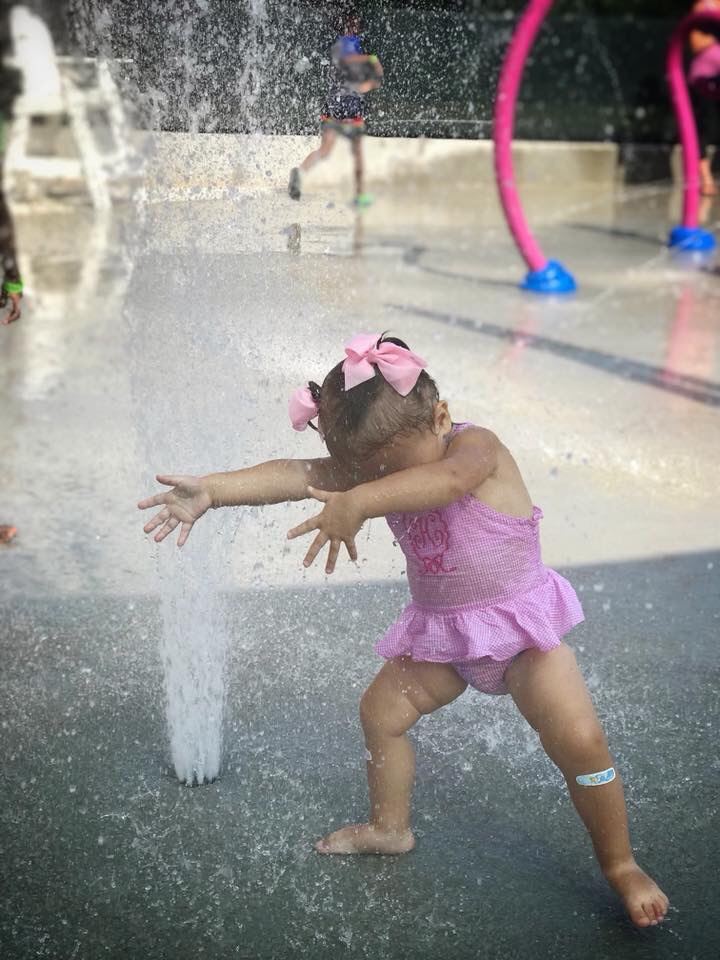 Eleven Splash Pads Around Atlanta You Need To Visit