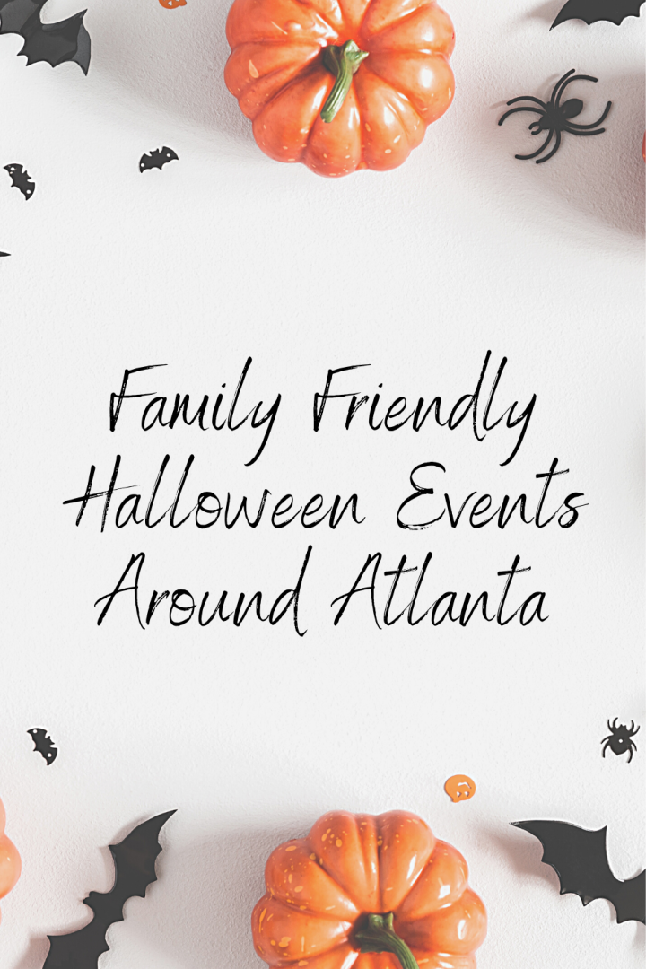 Halloween Isn't Canceled: A Guide to Halloween Family Fun Around Atlanta